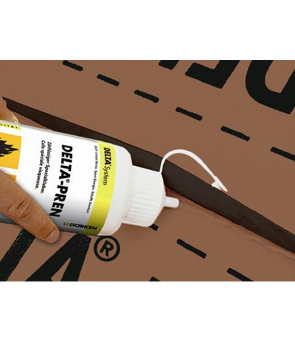 Delta-Pren Клей каучук для водонепроницаемого соединения рулонов пленки
